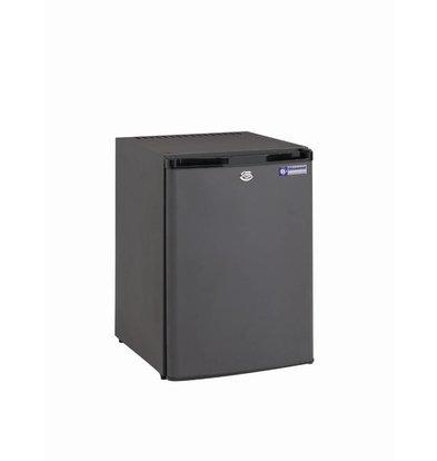 Diamond Minibar geschlossene Türfront | 40 Liter | 402x450x(h)560mm | Geräuscharm
