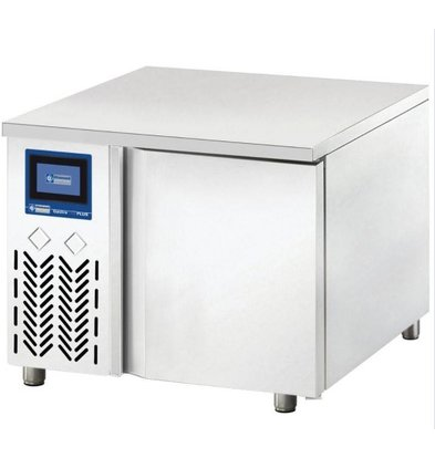 Diamond Schockfroster 3x GN1/1 | 230V-0,5kW | Touch Screen | 670x715x500(h)mm