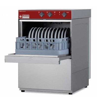 Diamond GLäserspülmaschine 35x35cm | 400x480x(h)590mm | 20 Körbe/St | Made in Italy