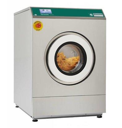 Diamond Hotel Waschmaschine 8kg | Hochtourig | Edelstahl | 400V | 720x927x(h)1039mm