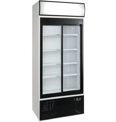 Diamond Kühlschrank mit Schiebetüren | 760 Liter | 890x740x(h)1990mm