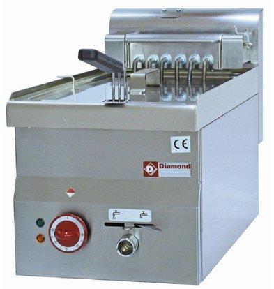 Diamond Elektro-Friteuse | 10 Liter | 400V/7,5kW | 300x600x(h)280-400mm