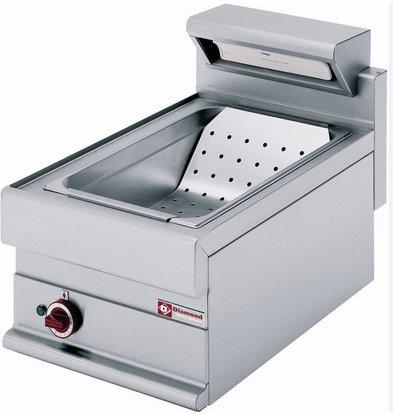 Diamond Pommes Wärmer | 230V/1kW | 400x650x(h)280-470mm