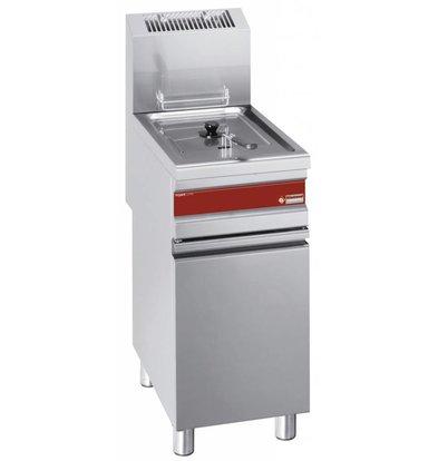 Diamond Elektro-Friteuse | 15 Liter | mit Unterbau | 11 kW | 375x650x(h)845-1010mm