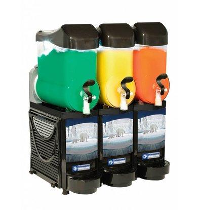 Diamond Kaltgetränke Dispenser | Granita Maschine/Spender | 3x10 Liter