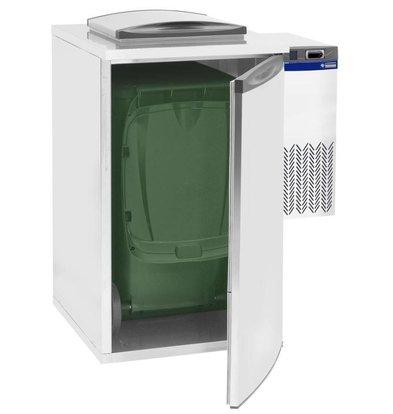 Diamond Kühleinheit für Abfallkühler Einzel | 285x545x(h)745mm