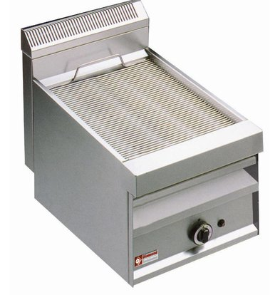 Diamond Gas-Wassergrill | Tischmodel | 380x470mm | 420x700x(h)440mm