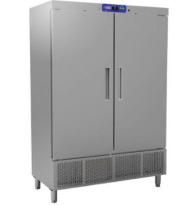 Diamond Kühlschrank | 2 Türen | 1100 Liter | inkl. 6 Roste | 1380x720x(h)2060mm