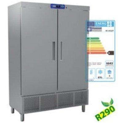 Diamond Tiefkühlschrank | Umluft | 2 Türen | 1100 Liter | 1385x720x(h)2065mm