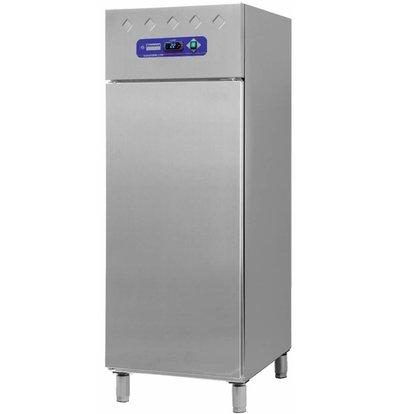 Diamond Tiefkühlschrank | Edelstahl | 700 Liter | 760x729x(h)2005mm