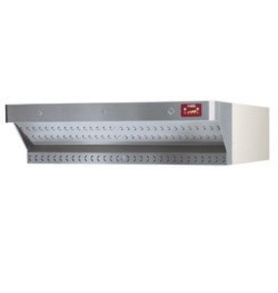 Diamond Abzugshaube für Pizzaofen | Edelstahl | mit Motor | DILD4/35-N & DILD8/35-N