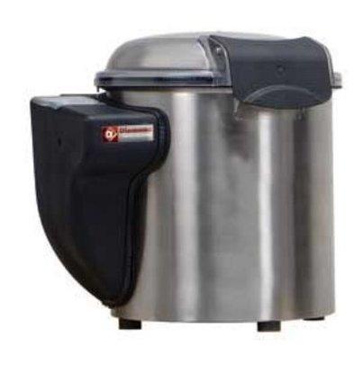 Diamond Muschel Waschmaschine | 5kg | 75 kg/Std. | 530x520x(h)520mm