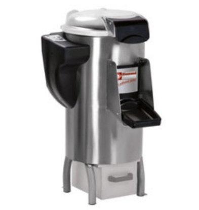 Diamond Muschel Waschmaschine | 18kg | 250 kg/Std. | 530x660x(h)950mm