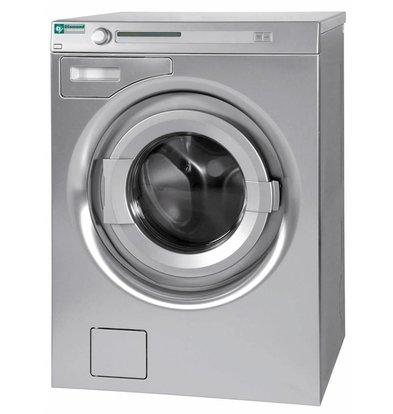 Diamond Hotel Wasmachine 6,5 kg | Edelstahl | 400V | 595x585x(h)850mm