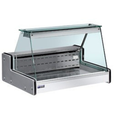 Diamond Kühltheke | Temperatur: +4°C/+6°C | 750x(h)650mm | Erhältlich in 3 Größen