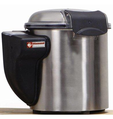 Diamond Kartoffelschälmaschine | 5 kg | 150 kg/Std
