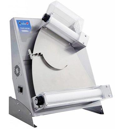 Casselin Teigausrollmaschine PRO | Teigdurchmesser 140-300mm | 440x380x(h)615mm