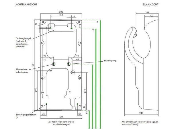 Dyson Dyson Airblade dB Händetrockner | AB14 Grau | 1600W