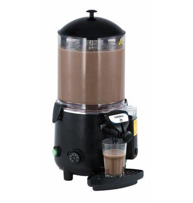 Casselin Kakaodispenser ABS Schwarz | 10 Liter | 230V-1006W | 410x280x(h)580mm