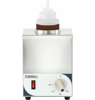 Casselin Schokoladenwärmer | 1 Liter |  230V-200W | 170x165x(h)230mm
