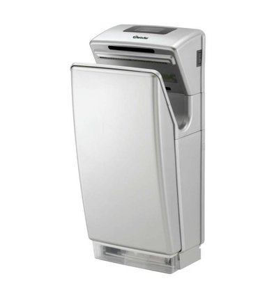 Bartscher Händetrockner   Kunststoff   1,8kW   Digitalanzeige