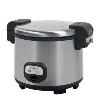 Saro Elektrischer Reiskocher | 13 Liter | 230V-1,95kW