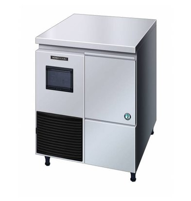 Hoshizaki Flockeneisbereiter 85kg/24St | Hoshizaki FM-80KE | Luftkühlung | Speicher 26kg