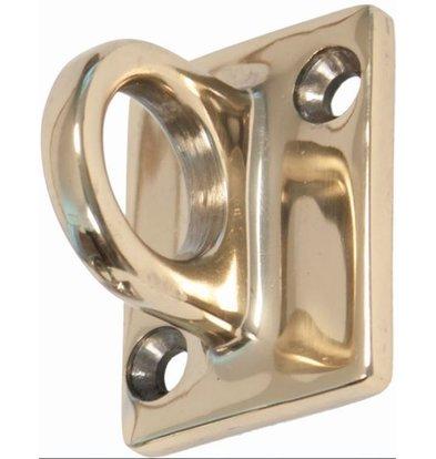Securit Wandhalterung Absperrkordel Gold | DELUXE