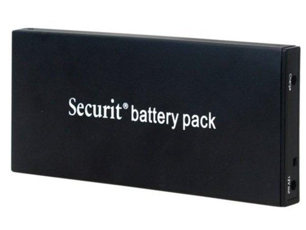 Securit Akku-Pack für Schaukästen | Lithium Ion Batterie
