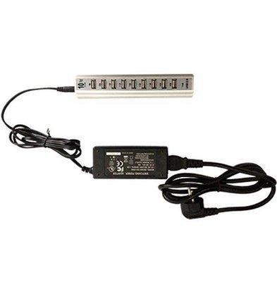 Securit Multi Ladegerät | Geeignet für 10 LED Speisekarten
