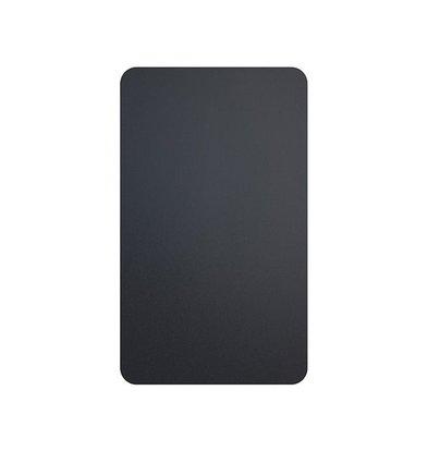 Securit Selbstklebende Kreidetafel Etiketten | Rechteck 85x50mm | 8 Stück