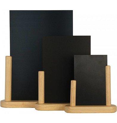 Securit Tisch Kreidetafel Elegant Hell | Erhältlich in 3 Größen
