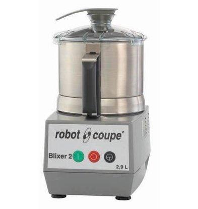 Robot Coupe Blixer 2 | Robot Coupe | 2,9 Liter | 700W | Geschwindigkeit: 3000 UpM