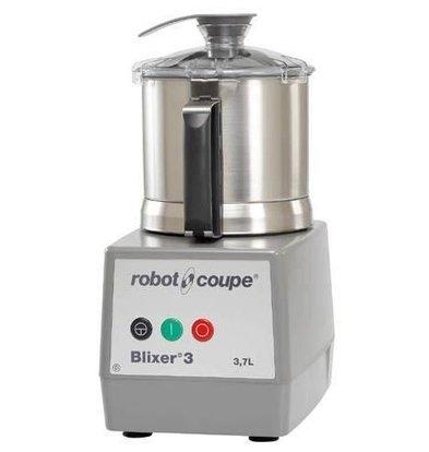 Robot Coupe Blixer 3 | Robot Coupe | 3,7 Liter | 750W | Geschwindigkeit: 3000 UpM