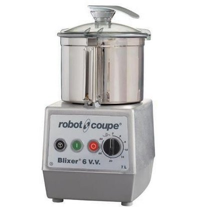 Robot Coupe Blixer 6VV | Robot Coupe | 7 Liter | 1500W | Variable Geschwindigkeit: 300-3500 UpM