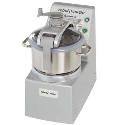 Robot Coupe Blixer 8 | Robot Coupe | 8 Liter | 2200W/400V | 2 Geschwindigkeiten: 1500/3000 UpM