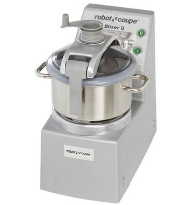 Robot Coupe Blixer 8VV | Robot Coupe | 8 Liter | 2200W | Variable Geschwindigkeit: 300-3500 UpM
