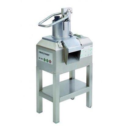 Robot Coupe Gemüseschneider | Robot Coupe CL60VV Hebel | bis 900 Kg/St | Variable Geschwindigkeit: 100-1000 UpM