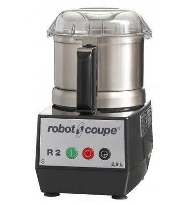 Robot Coupe Robot Coupe Cutter R2 | 2,9 Liter | Tischmodell | Geschwindigkeit: 1500 UpM