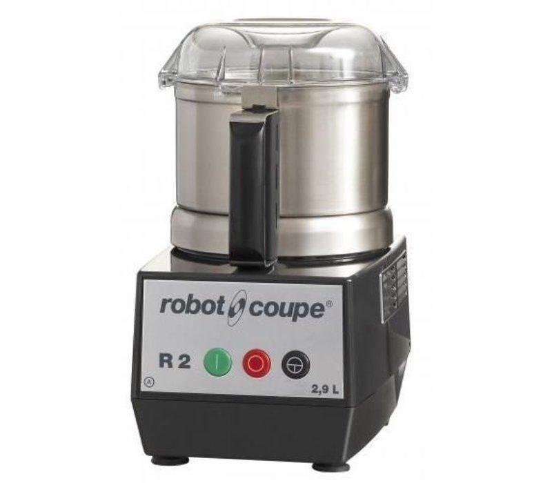 Robot Coupe Robot Coupe Cutter R2   2,9 Liter   Tischmodell   Geschwindigkeit: 1500 UpM