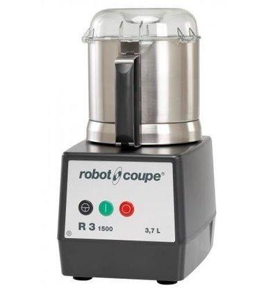Robot Coupe Robot Coupe Cutter R3-1500 | 3,7 Liter | Tischmodell | Geschwindigkeit: 1500 UpM