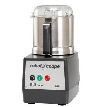 Robot Coupe Robot Coupe Cutter R3-3000 | 3,7 Liter | Tischmodell | Geschwindigkeit: 3000 UpM