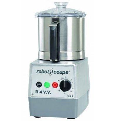 Robot Coupe Robot Coupe Cutter R4VV | 4,5 Liter | Tischmodell | Variable Geschwindigkeit: 300-3500 UpM