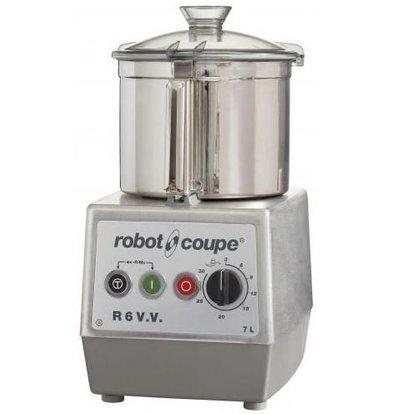 Robot Coupe Robot Coupe Cutter R6VV | 7 Liter | Tischmodell | Variable Geschwindigkeit: 300-3500 UpM