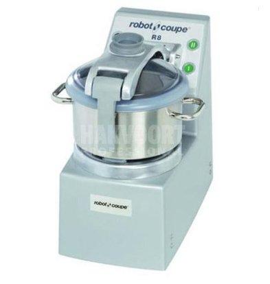 Robot Coupe Robot Coupe Cutter R8SV | 400V | 8 Liter | Vakuum Funktion | Tischmodell | 2 Geschwindigkeiten: 1500/3000 UpM