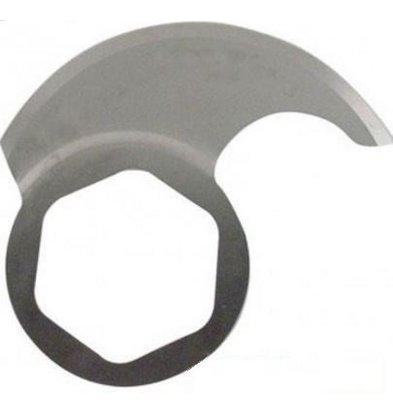 Robot Coupe Messer untere glatte Schneidblatt |TBV 27124 | Robot Coupe 117032