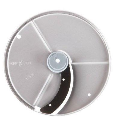 Robot Coupe Schneidescheibe | Robot Coupe 27786 | Ø6mm