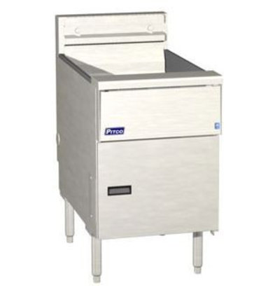 Pitco Elektro-Friteuse Solid State | Pitco SE18 | 22kW | 41Kg | 105Kg/St | 499x873x864(h)mm