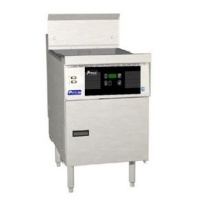 Pitco Gas-Friteuse Digital | Pitco SG18S | 40kW | 34Kg | 100Kg/St | 498x876x863(h)mm
