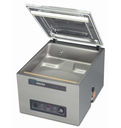 Henkelman Vakuumierer Jumbo 42 XL | Henkelman | 16m3 / 20-45 sek | Kammerabmessungen: 410x420x(h)180mm